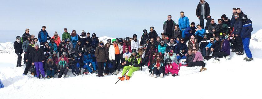 Skiabschlussfahrt Klasse 10