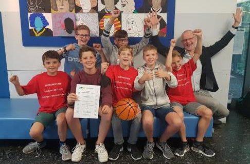 Kreismeister Basketball 2018
