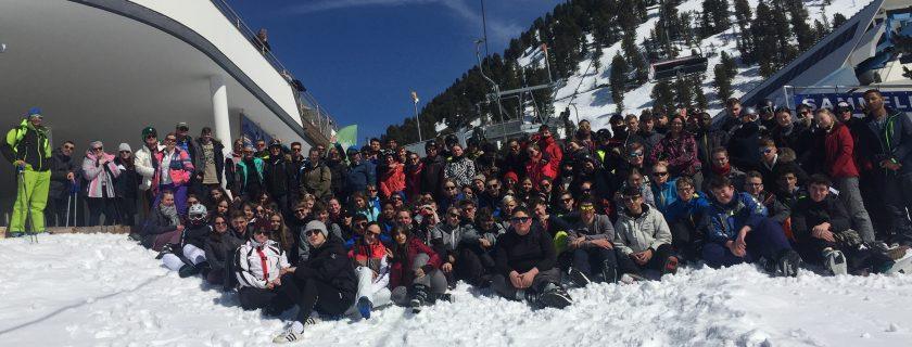 Skiabschlussfahrt 2019