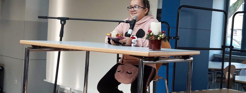 Langenfelds beste Vorleserin