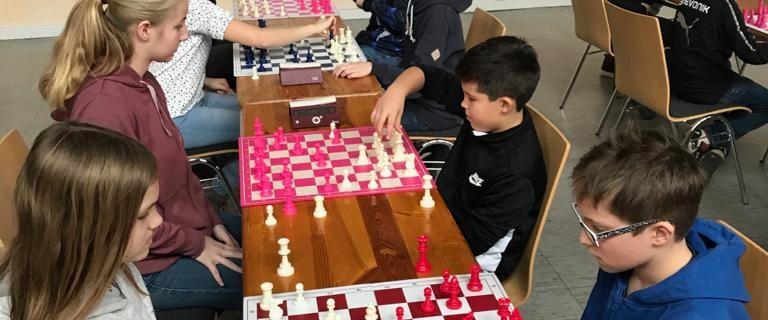 Schach matt – erste Teilnahme an der Schach-Kreismeisterschaft